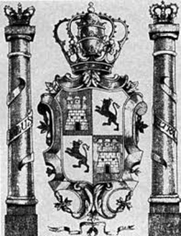 Cédula para fundar la Universidad
