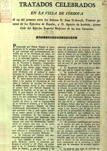 Fin de la Nueva España