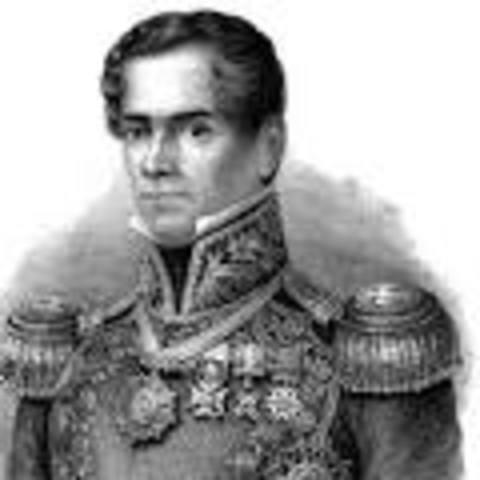Santa Anna vs. Gómez Farías
