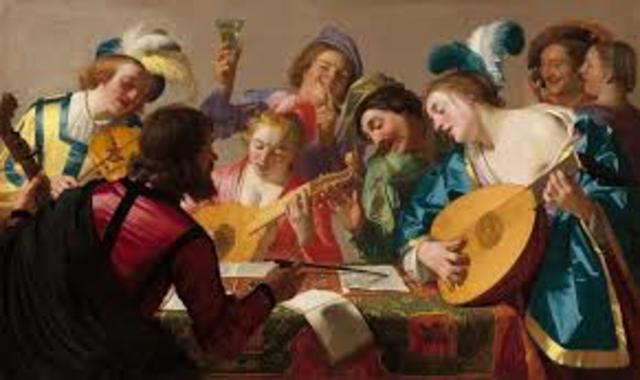 Secular vocal music (RENAISSANCE)