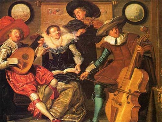 Instrumental forms RENAISSANCE