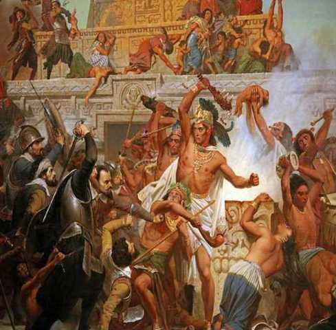 La Conquista de México-Tenochtitaln