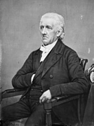 """Lyman Beecher Delivered His """"Six Sermons on Intemperance"""""""