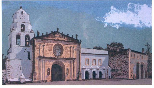 Fundación del Colegio de Tiripetío