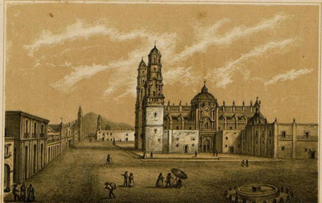 Colegio de San Nicolás.