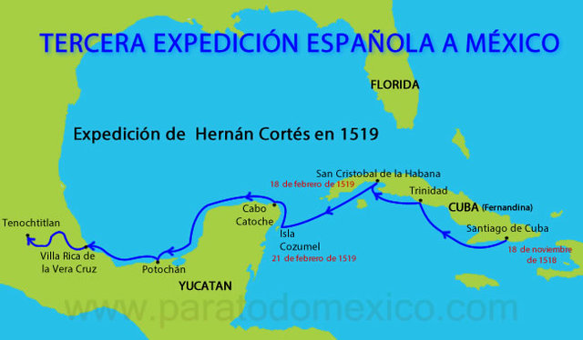La tercera expedición