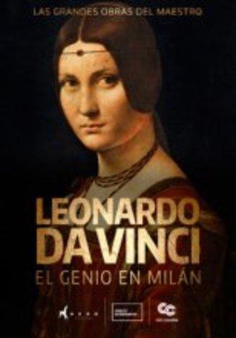 Leonardo da Vinci es llamado a Milan
