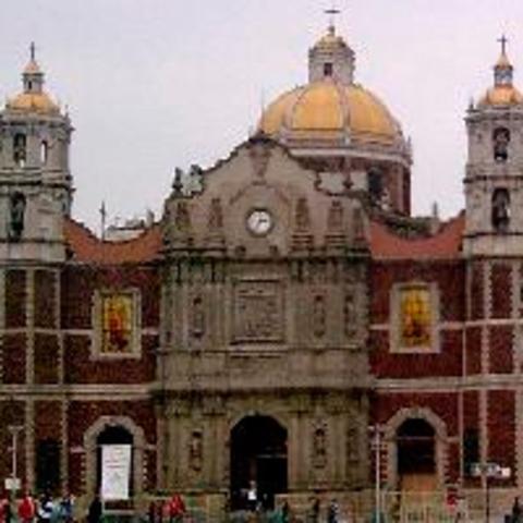 Antigua Basílica de Guadalupe