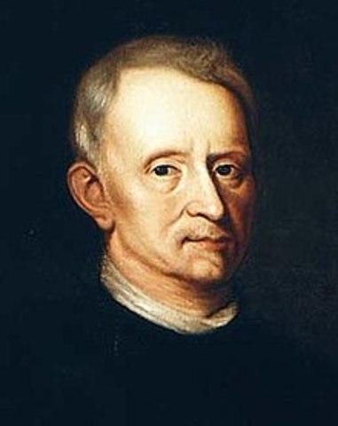 Jan Baptista Van Helmont, descubridor de los gases