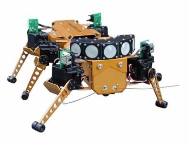 Robot de impulsión directa
