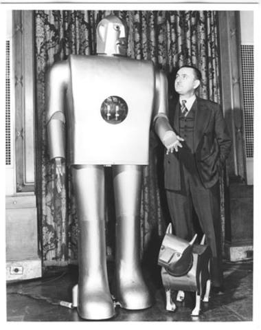 Primer Robot de la Historia