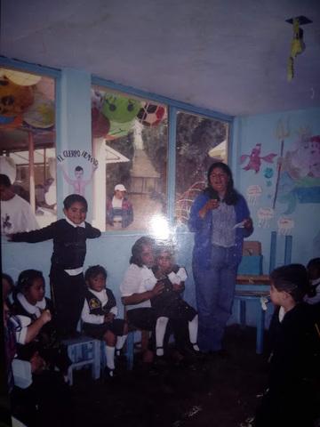 ingreso al Preescolar