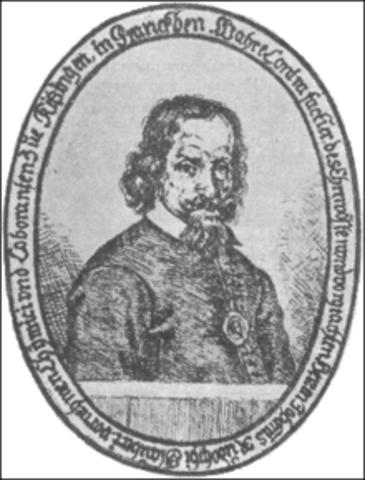 Johann Rudolph Glauber, iniciador de la industria química