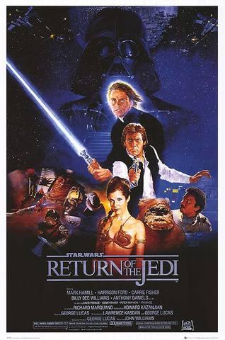 Star Wars episode VI