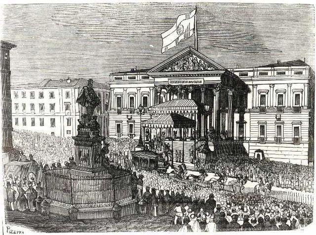 El Bienni progressista (1854 – 1856)