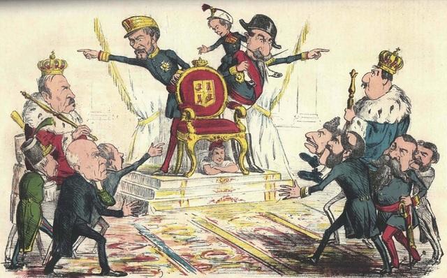 El sexenni revolucionari (1868-1874)