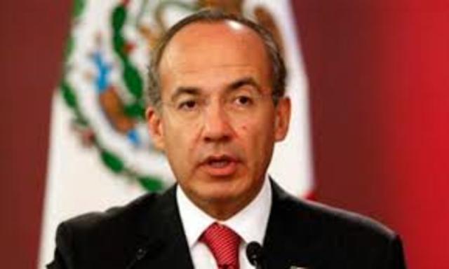Se declara la guerra contra el Narco en México.