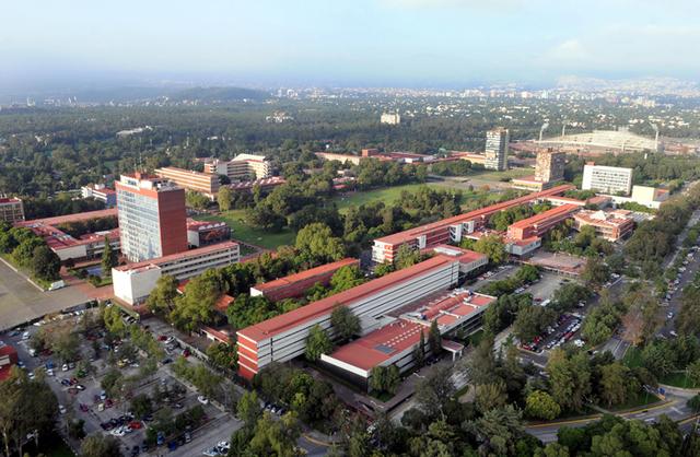Se de clara al Campus Central Patrimonio de la Humanidad.