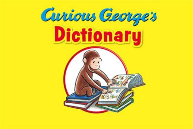 Houghton Mifflin Harcourt: Curious George's Dictionary