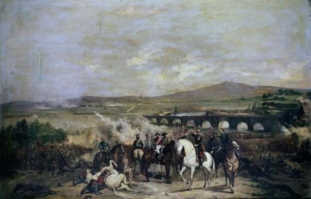 Batalla d'Alcolea(Córdova)