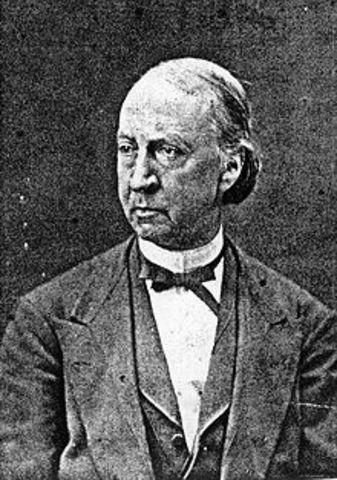 Nacimiento de Johann Benedict Listing