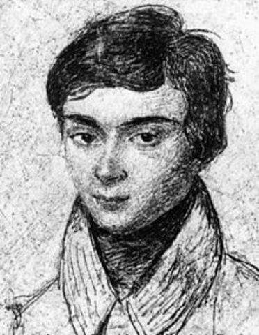Nacimiento de Évariste Galois