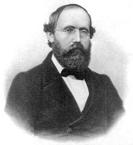 Nacimiento de Georg Friedrich Bernhard Riemann
