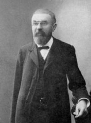 Nacimiento de Jules Henri Poincaré