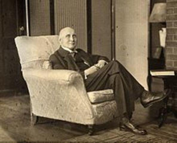 Nacimiento de Alfred North Whitehead