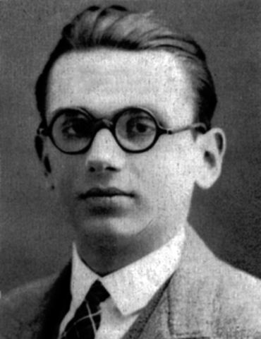 Nacimiento de Kurt Gödel