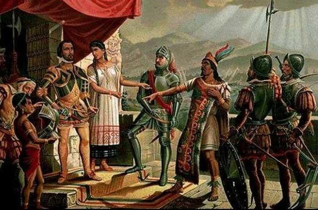 Pizarro conquista el Perú (1529-1533)