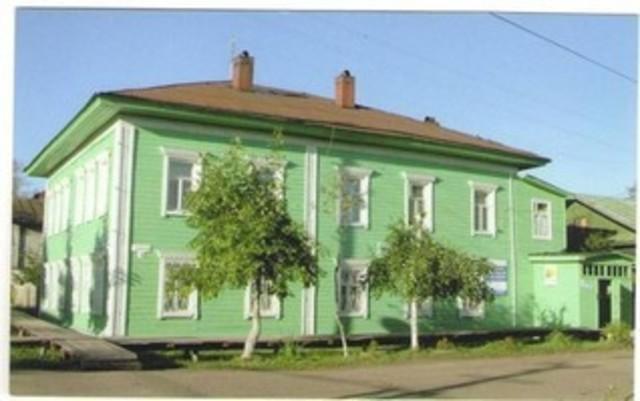 Первый Дом детского творчества в городе Халтурине