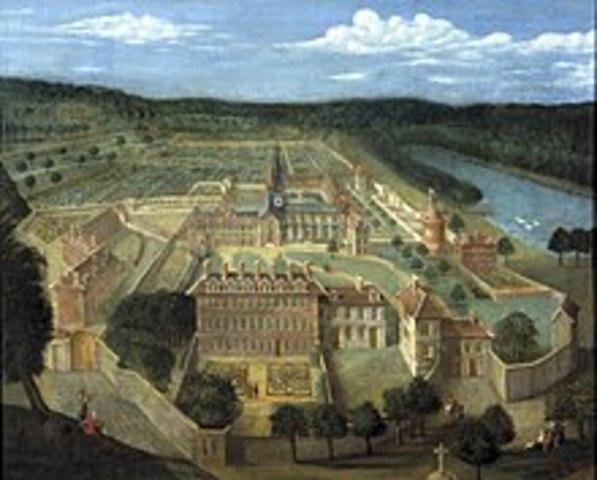 A Port-Royal lerombolása