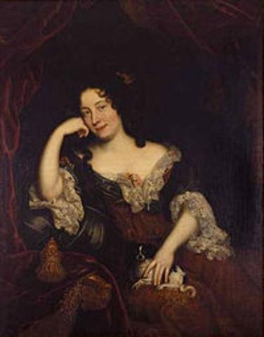 XIV. Lajos második házassága