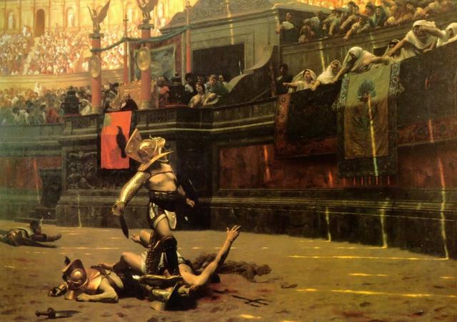 Gladiatorspelen