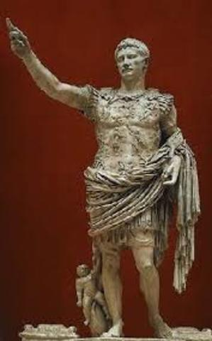 Rom som kejsardöme