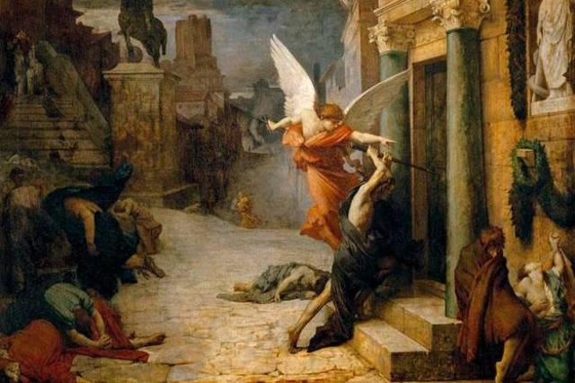Romarrikets sammanbrott