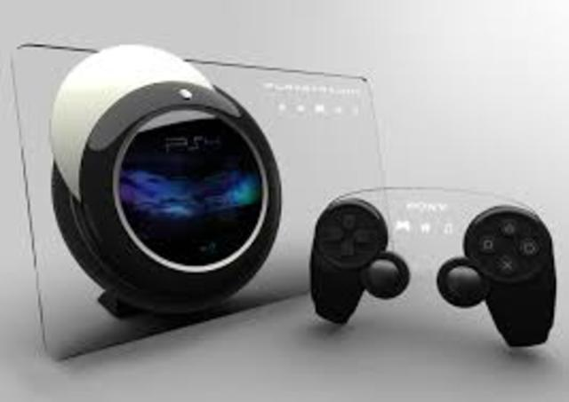 PlayStation Orbis – PS4, 2013