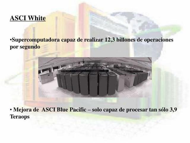 ASCI Blue Pacific Hiper-cluster