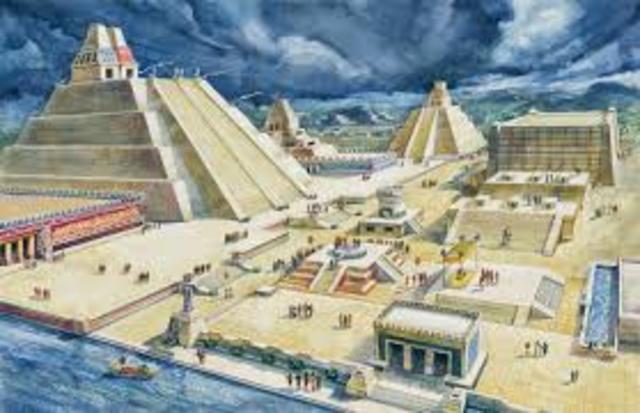 Fundación Tenochtitlan