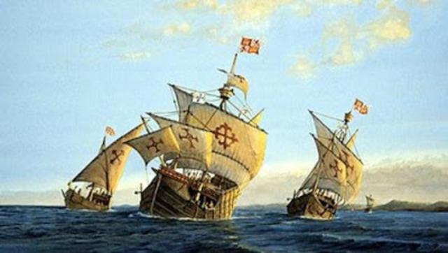 Viaje de Cristobal Colón