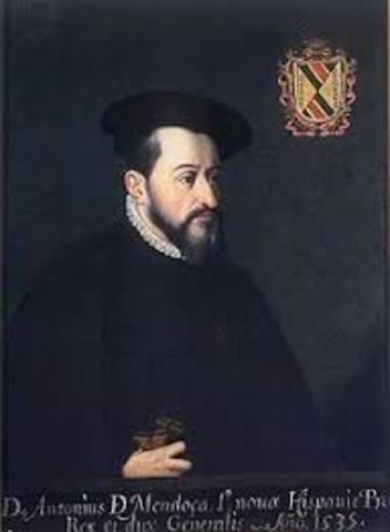 Virreinato en Nueva España