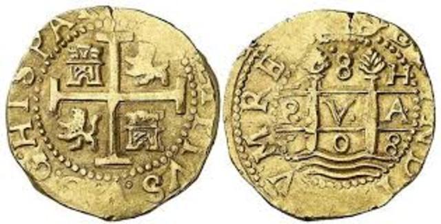 Acuñación de moneda en la Nueva España