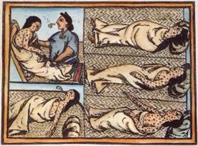 Catástrofe demográfica en Nueva España en el siglo XVI