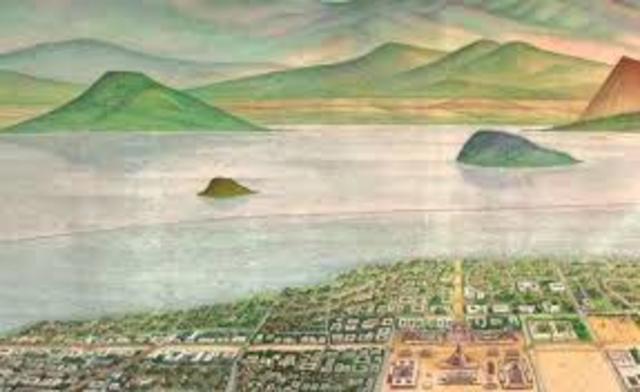 Mexicas en la cuenca de México