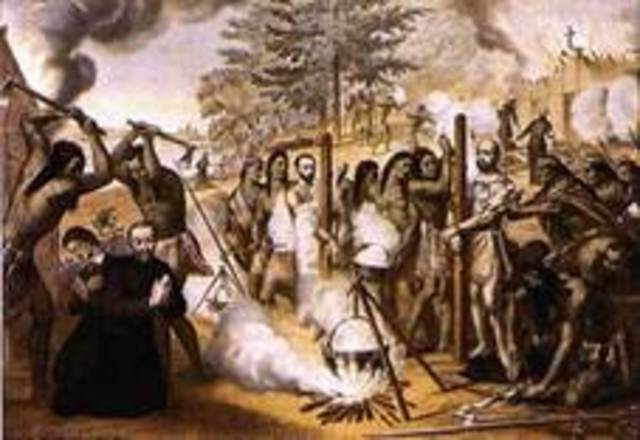 Llegada de los jesuitas