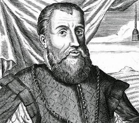 Expedición enviada por Diego Velázquez
