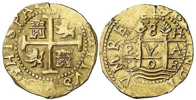 La acuñacion de moneda en Nueva España