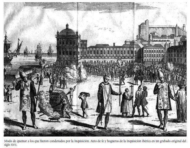 El Tribunal del Santo Oficio de la Inquisición