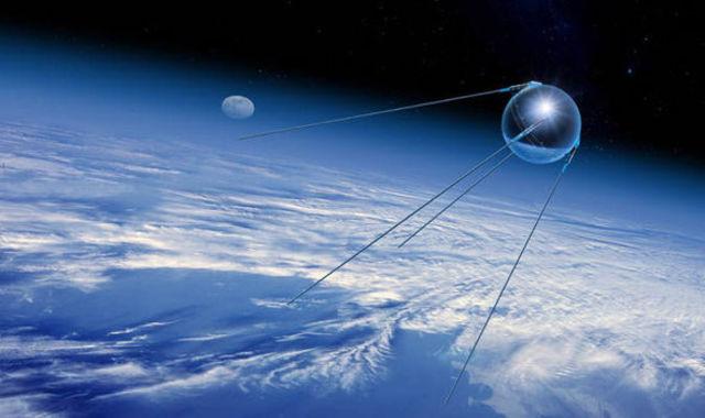 Sputnik 1 e IBM.